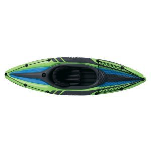 Intex Challenger K1 Kayak top view