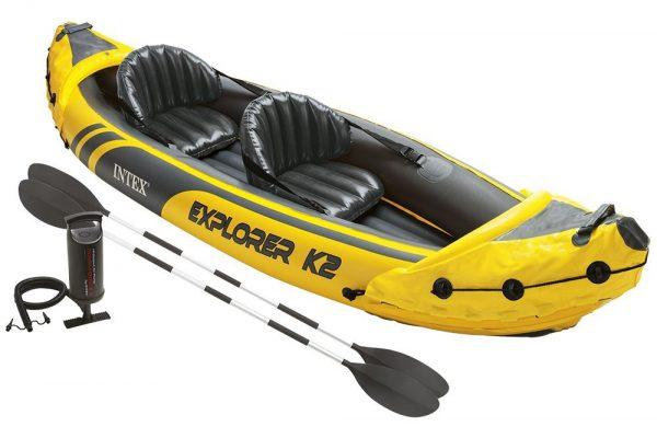 Intex Explorer K2 Kayak Review: Read This Before Buying It!