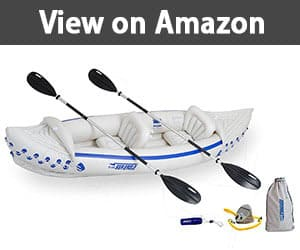 Sea Eagle Inflatable Deluxe Kayak