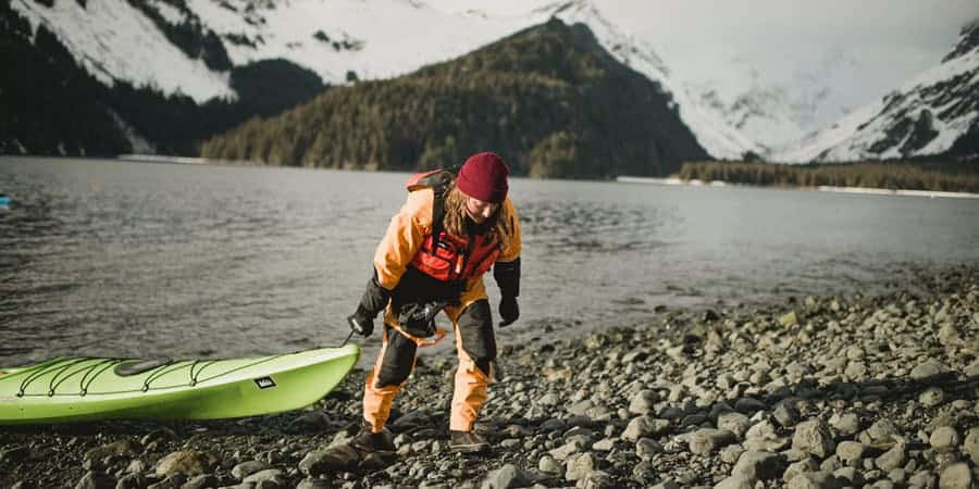 kayak dry suit