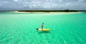 The Turks and Caicos Ilsands
