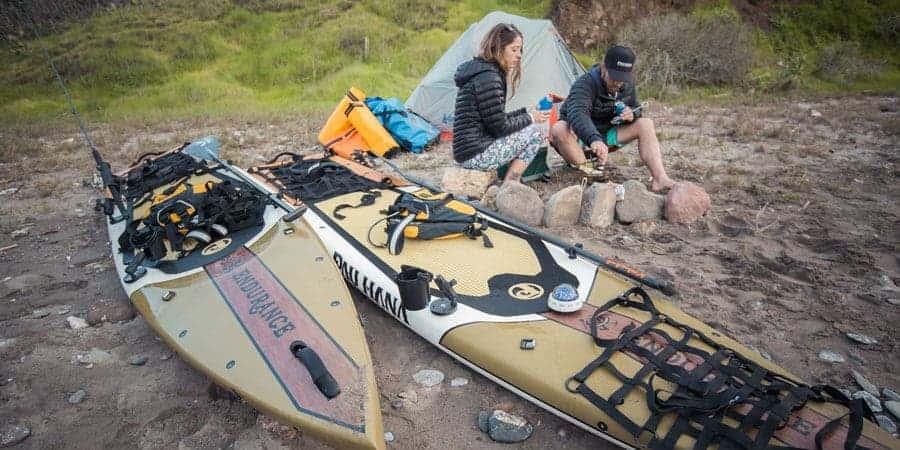 paddleboard length width