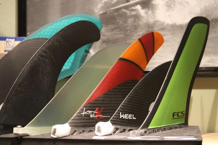 stand up paddleboard fins