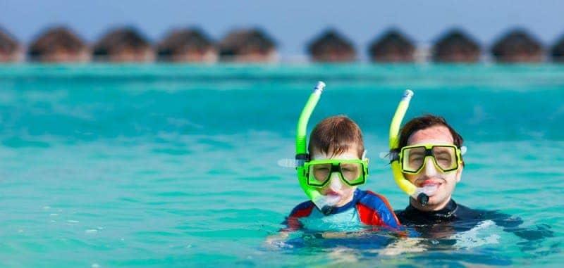 how to snorkel