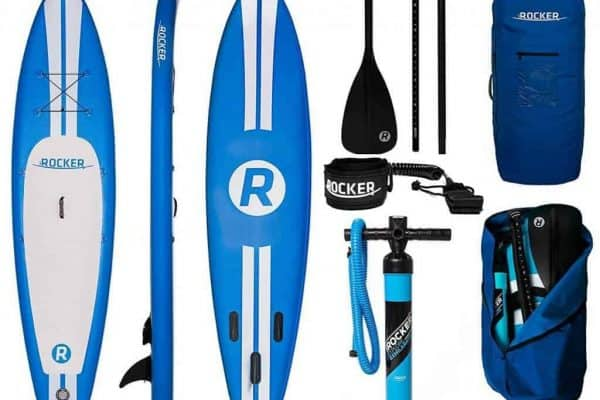 irocker 11 paddle board review