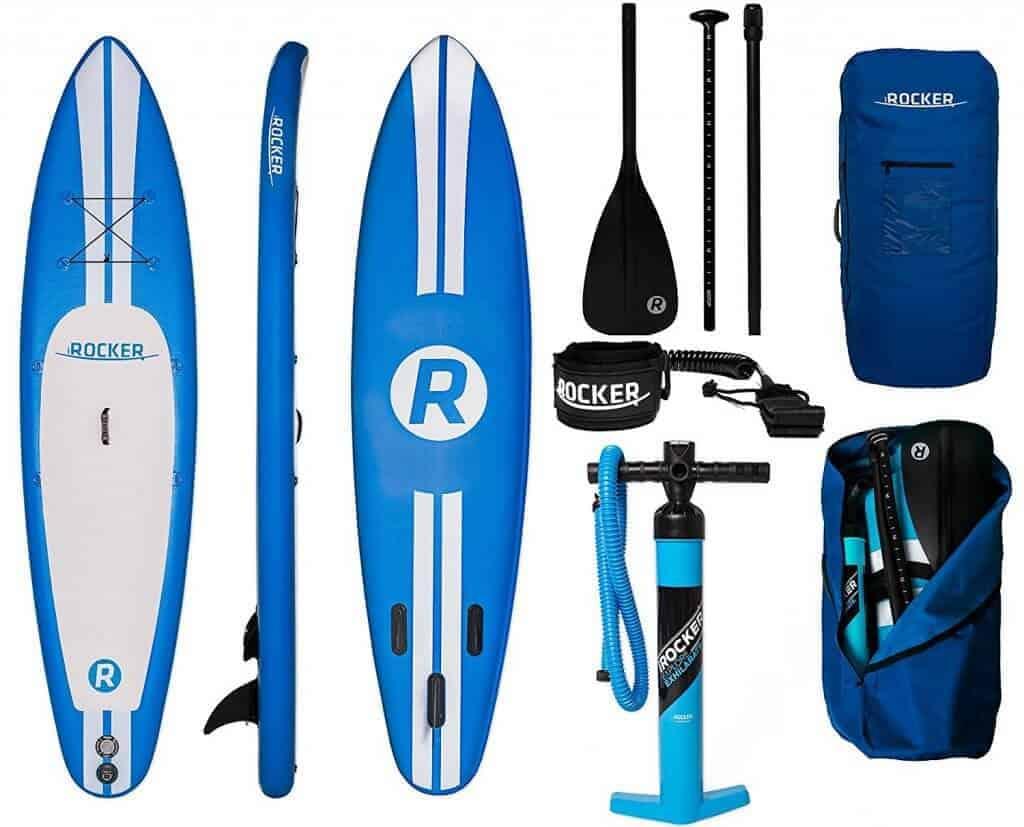 irocker 11 paddle board review