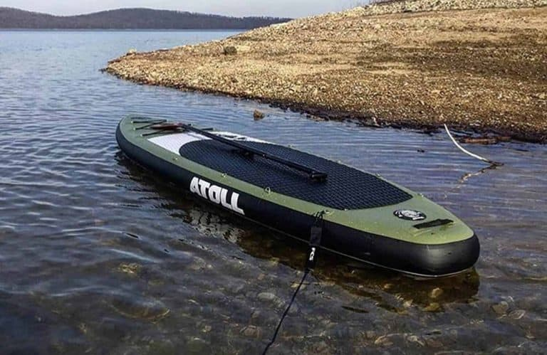Atoll 11' Inflatable SUP Board Review
