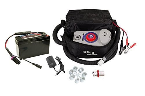 Bravo BP12KIT Single-Stage Electric Pump with Battery