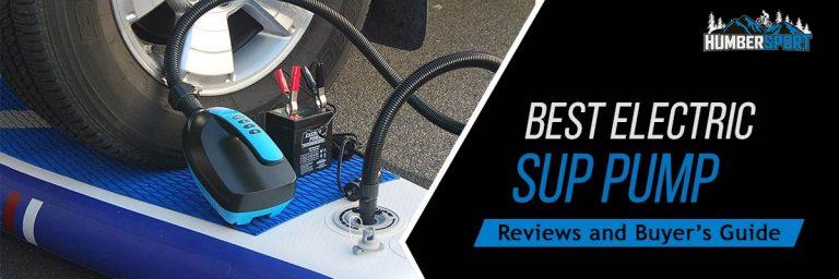 best electic sup pump
