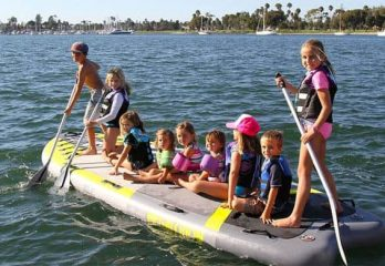 Best Paddle Boards for Kids Reviewed