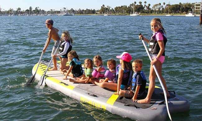 Best Paddle Board for Kids Reviewed