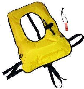 101Snorkel Explorer Adult Snorkel Vest
