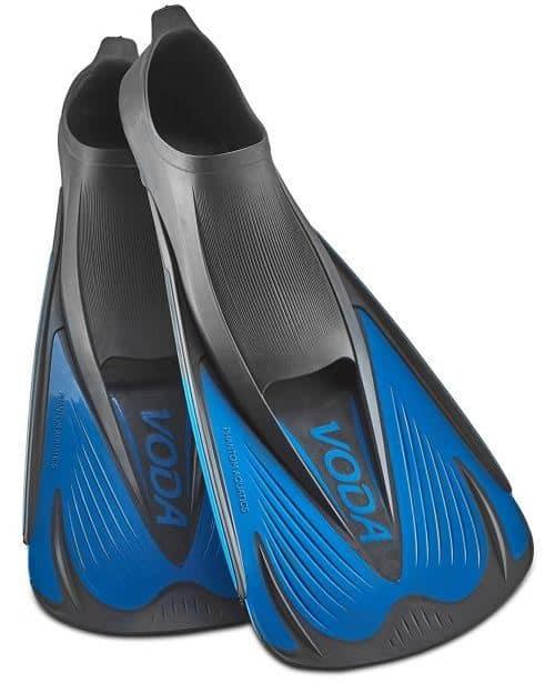 Phantom Aquatics Voda Full Foot Snorkeling Swim Fins