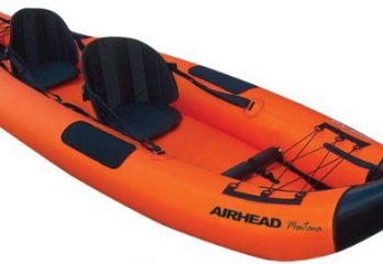Airhead MONTANA Kayak Review