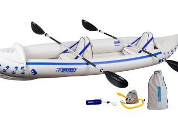 Sea Eagle SE370 Inflatable Kayak Reviewed