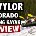 Sevylor Coleman Colorado 2 Person Fishing Kayak Review