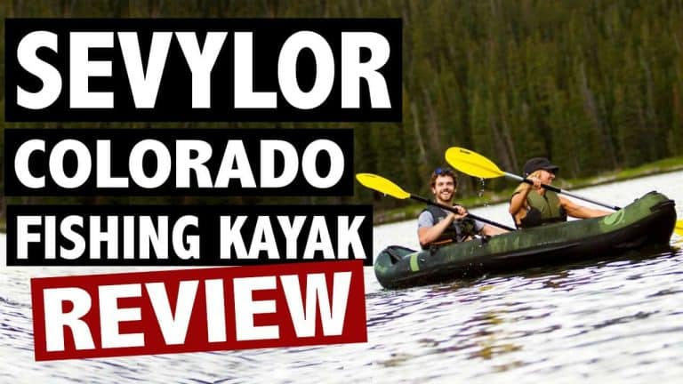 Coleman Colorado 2 Person Inflatable Fishing Kayak Review