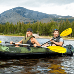 how to choose the correxct paddle for kayaking
