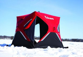 Top 5 Best Ice Fishing Shelters Reviewed For 2018