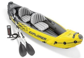 Intex Explorer K2 Kayak Review: Read This Before Buying It!