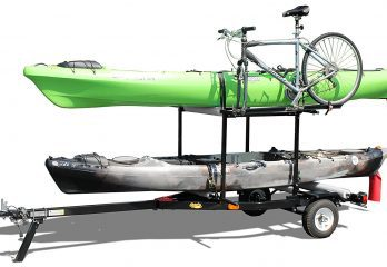 The Best Kayak Trailers Reviewed In 2018