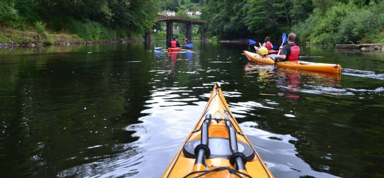 How Long Does It Take to Kayak a Mile?