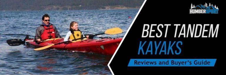 Best Tandem Kayaks In 2021 Reviewed