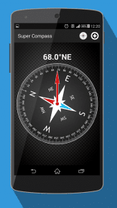 most accurate compass app