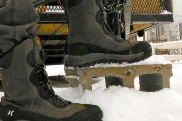 The 7 Best Ice Fishing Boots Reviewed For 2018