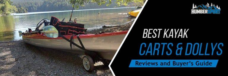8 Best Kayak Carts Reviewed In 2021