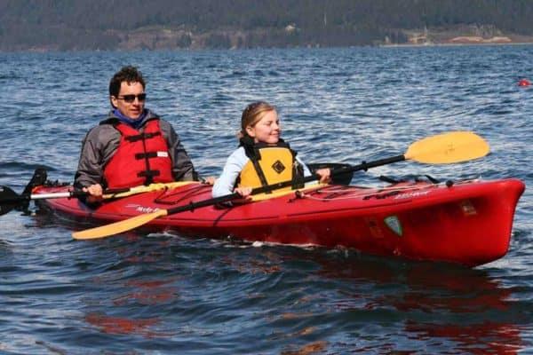 Best Tandem Kayaks Reviewed For 2018