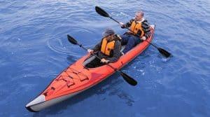dry inflatable kayak