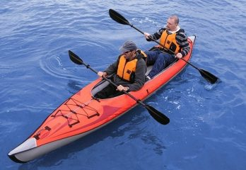 dry inflatable kayak