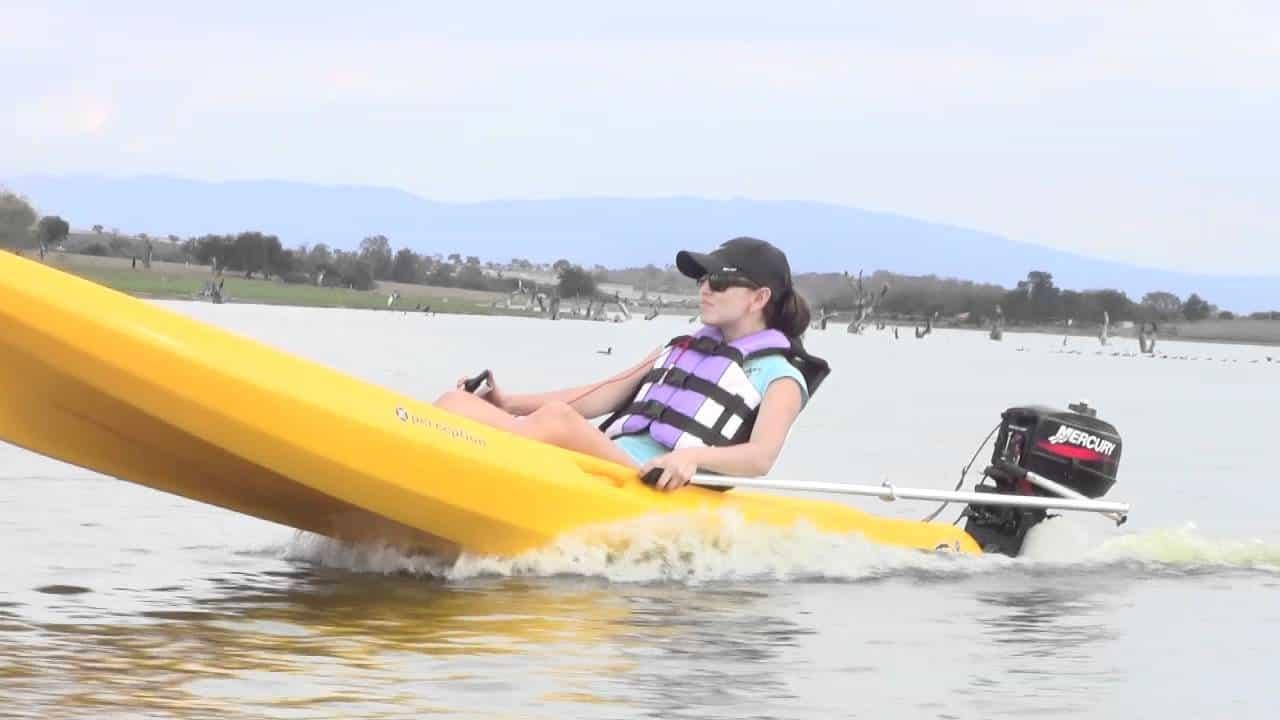 best kayak trolling motor