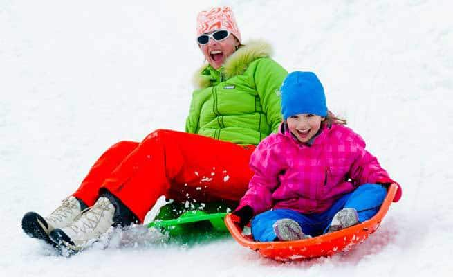 best snow sleds for adults and kids