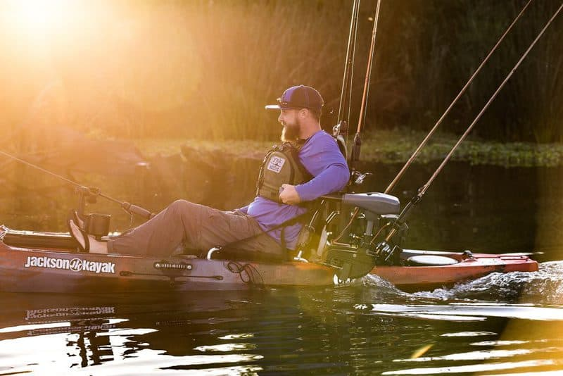 kayak trolling motors buying guide