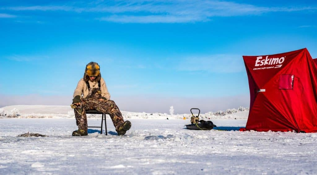 ultimate guide to ice fishing