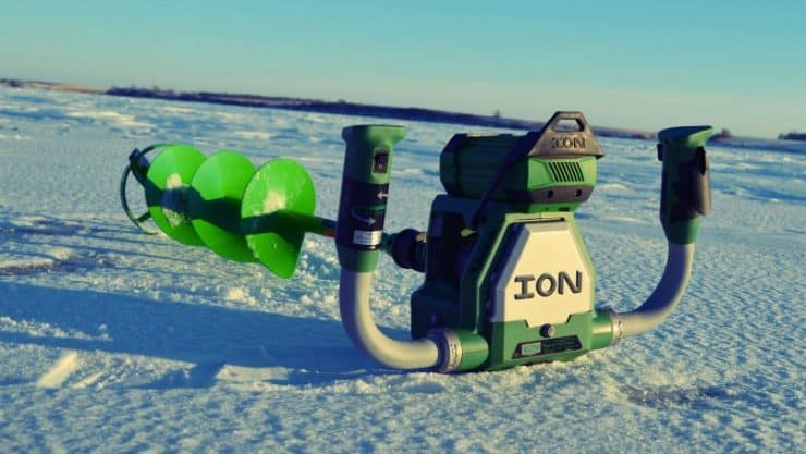 Best Electric Ice Augers