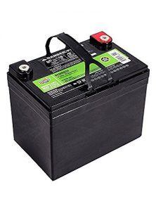 Interstate DCM0035 Sealed Lead Acid (AGM) Deep Cycle Battery