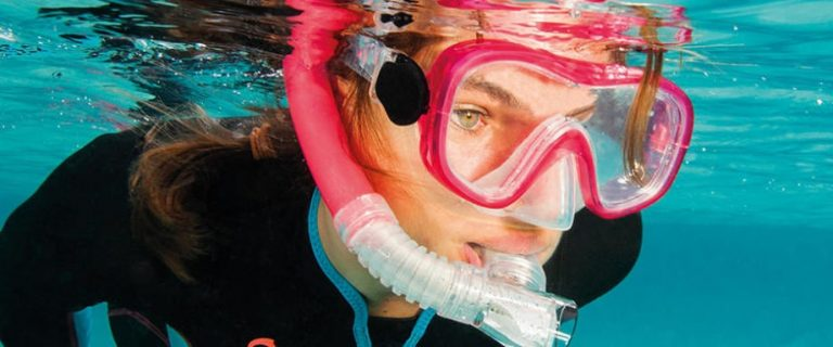 Snorkeling With Glasses