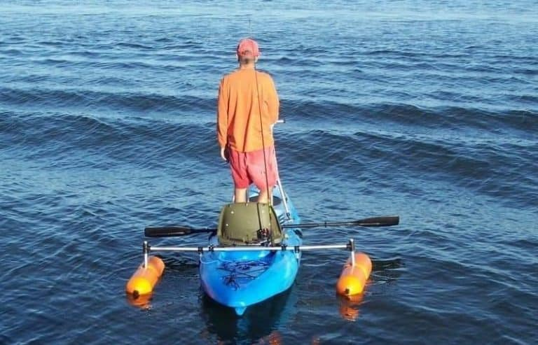 5 Best Kayak Outriggers And Stabilizers On The Market