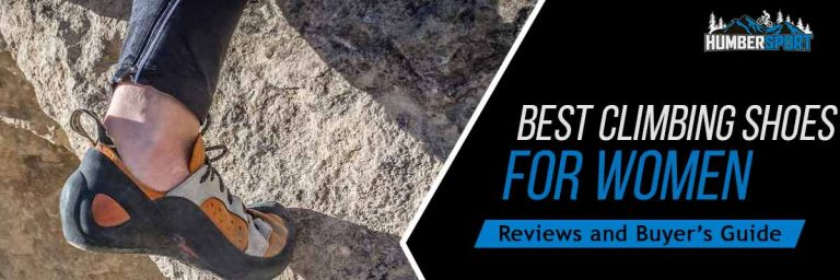 The 5 Best Women's Climbing Shoes Reviewed