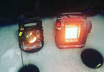 best ice fishing heaters