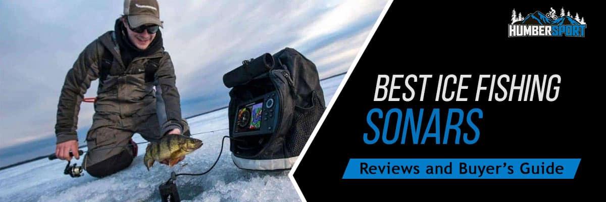 best ice fishing sonar flasher