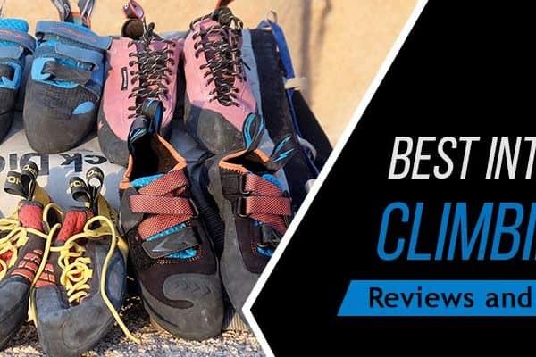 best intermediate climbing shoes