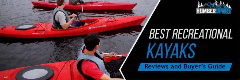 12 Best Recreational Kayaks In 2021