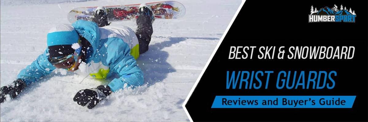 Best Ski And Snowboard Wrist Guard