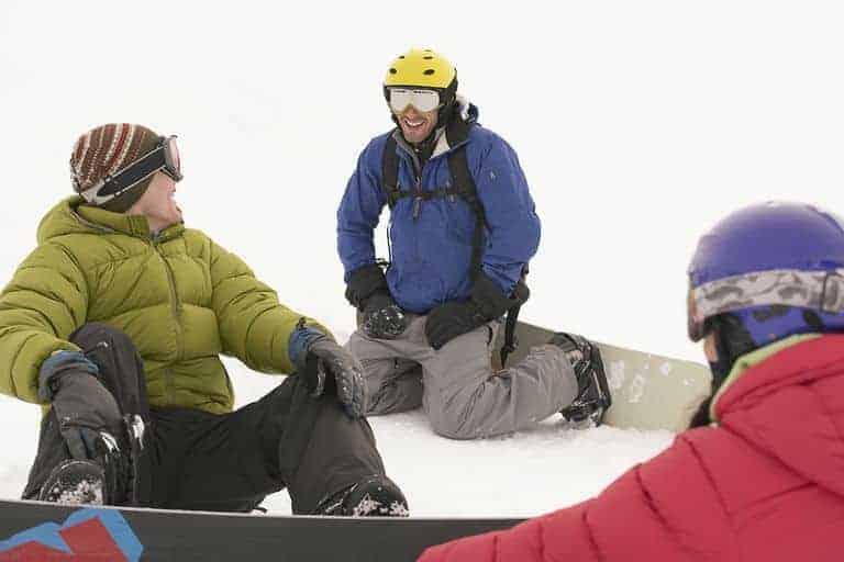 Best Skiing & Snowboarding Knee Pads Reviewed In 2021