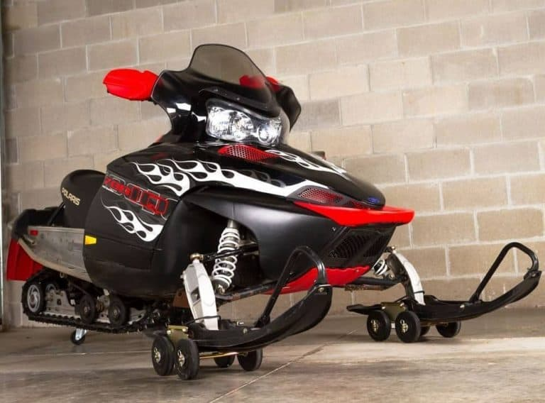 5 Best Snowmobile Dolly Systems Reviewed In 2021