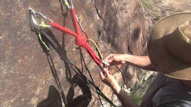 How to Build a Multi-Pitch Anchor